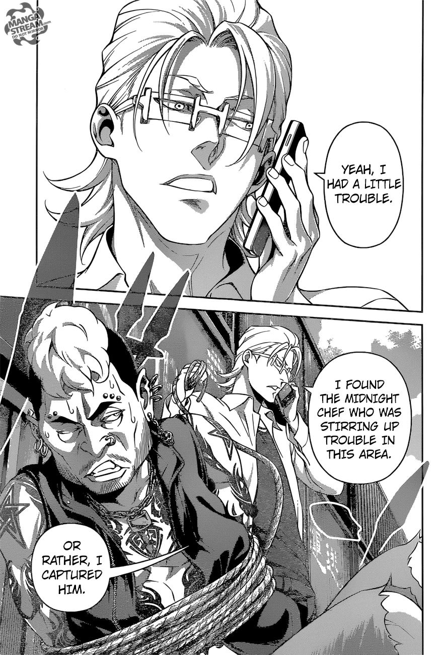Shokugeki no Soma Chapter 270  Online Free Manga Read Image 8