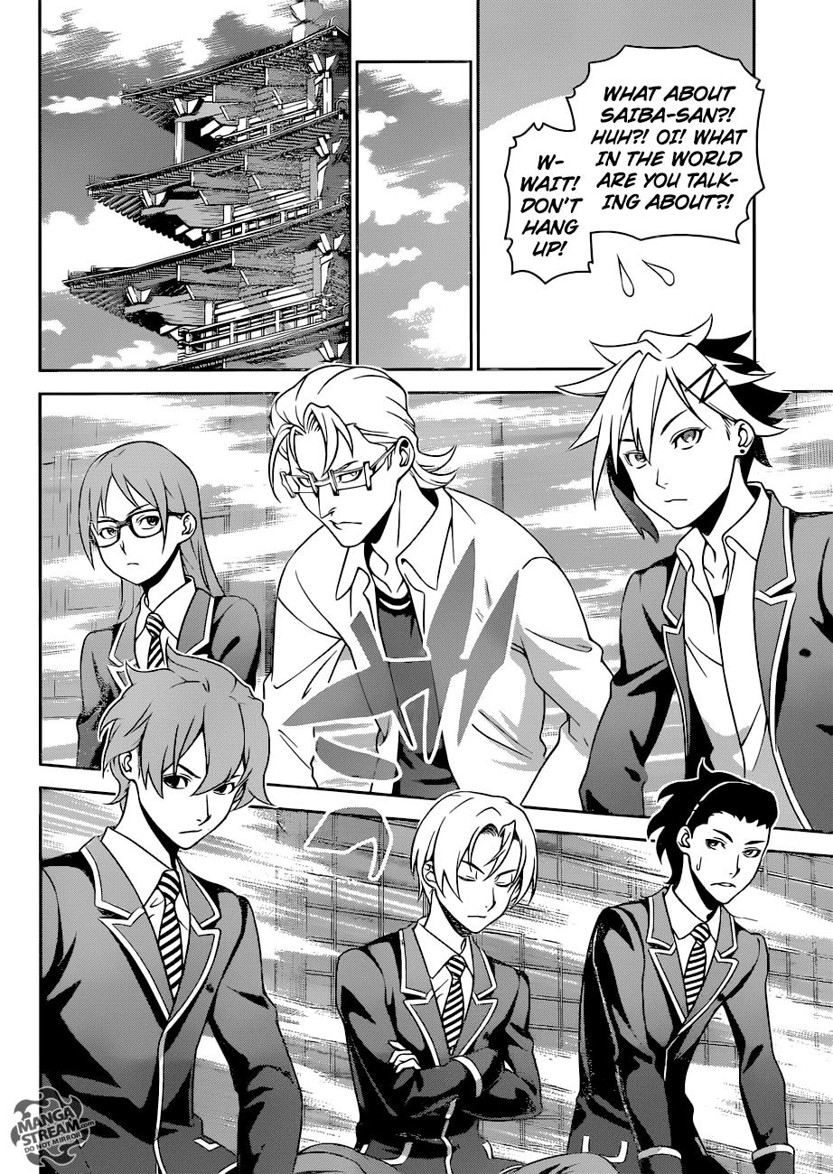 Shokugeki no Soma Chapter 271  Online Free Manga Read Image 3