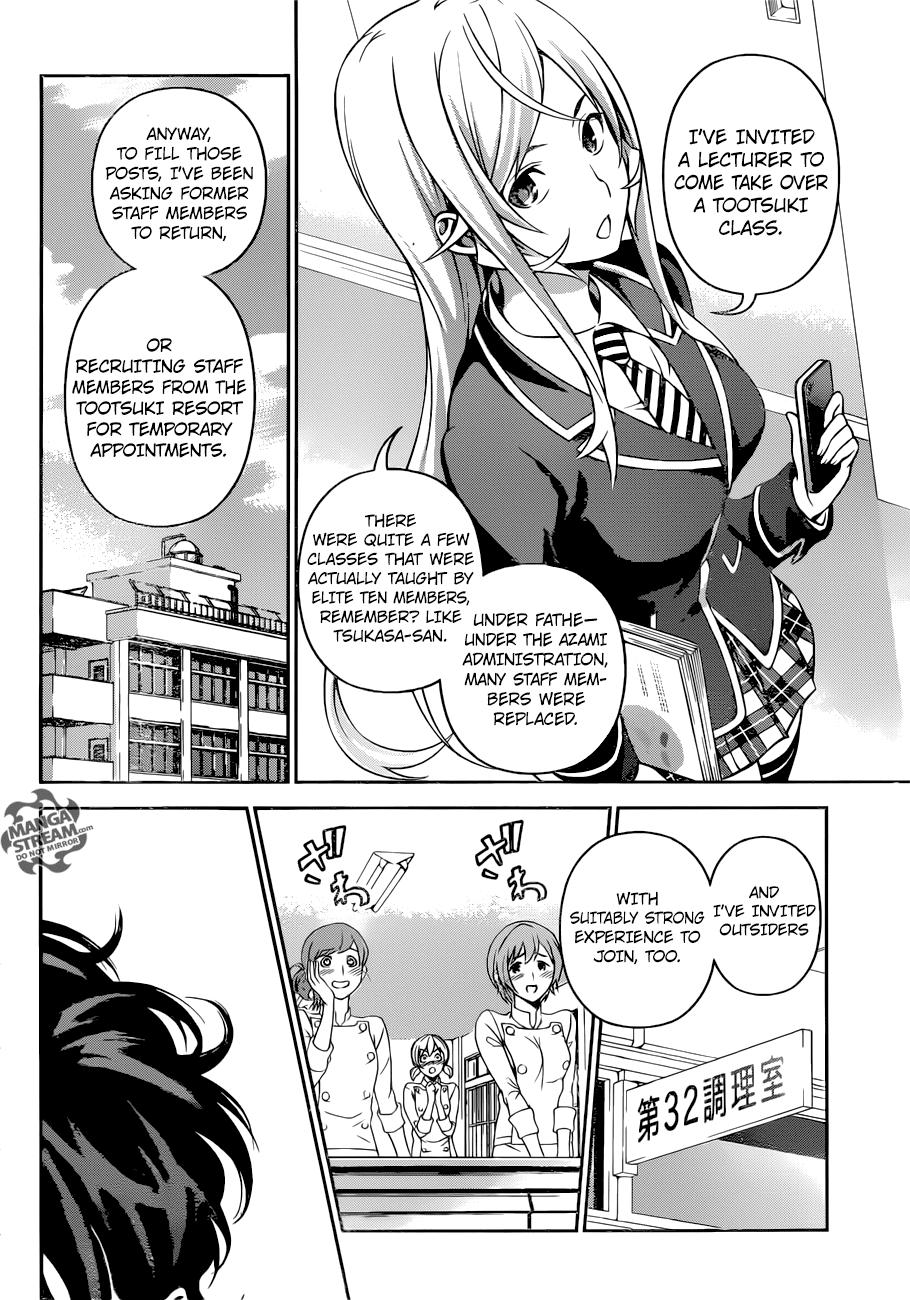 Shokugeki no Soma Chapter 272  Online Free Manga Read Image 5