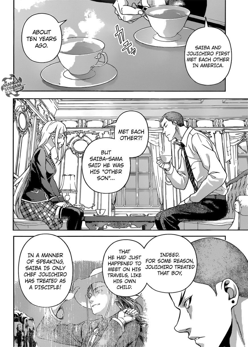 Shokugeki no Soma Chapter 273  Online Free Manga Read Image 9