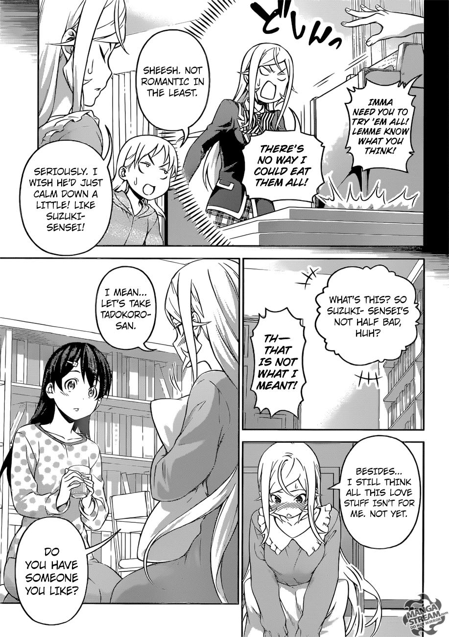 Shokugeki no Soma Chapter 276  Online Free Manga Read Image 16