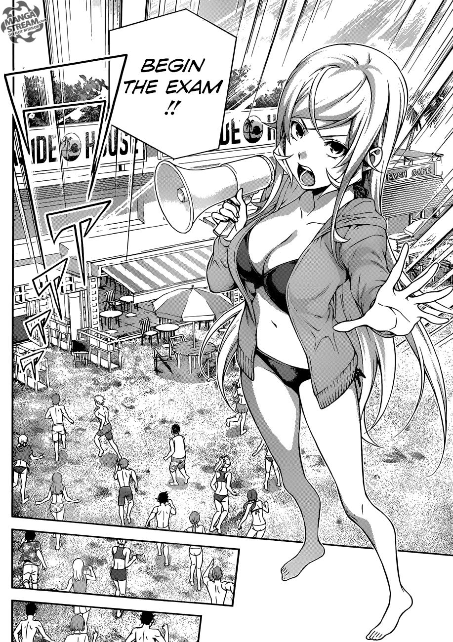 Shokugeki no Soma Chapter 277  Online Free Manga Read Image 15