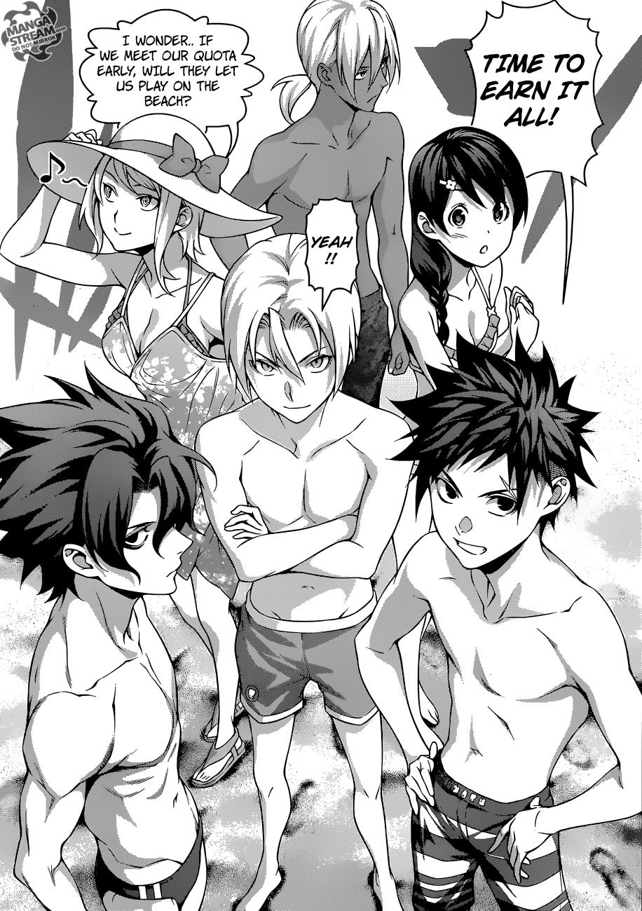Shokugeki no Soma Chapter 277  Online Free Manga Read Image 9