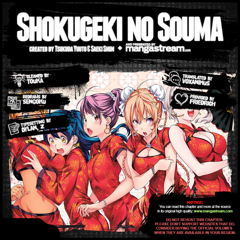 Shokugeki no Soma Chapter 278  Online Free Manga Read Image 2