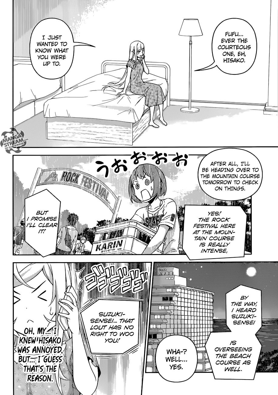 Shokugeki no Soma Chapter 278  Online Free Manga Read Image 5