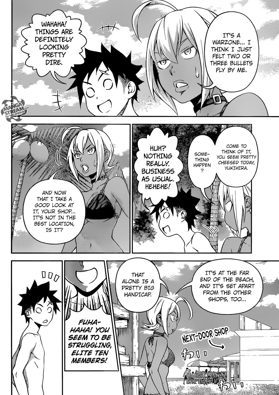 Shokugeki no Soma Chapter 279  Online Free Manga Read Image 7