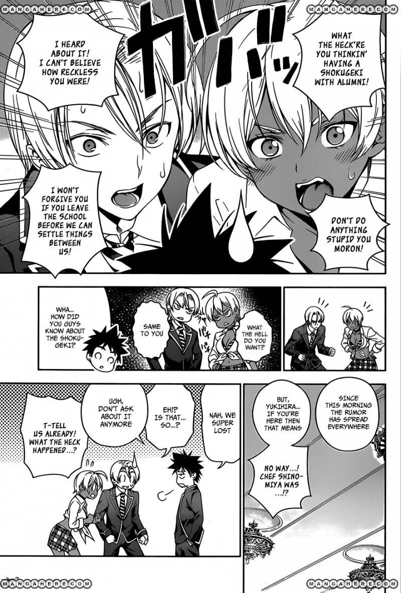 Shokugeki no Soma Chapter 28  Online Free Manga Read Image 10