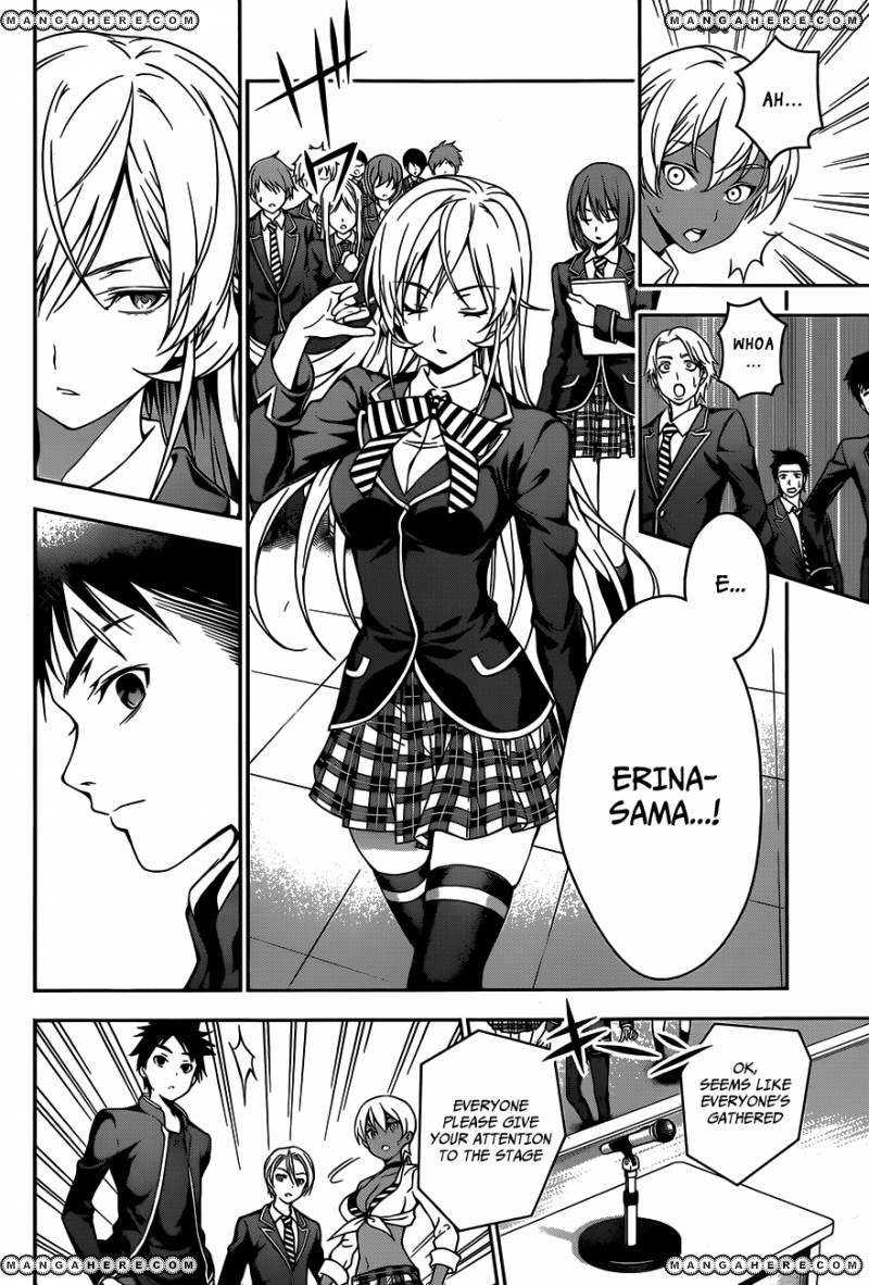 Shokugeki no Soma Chapter 28  Online Free Manga Read Image 11