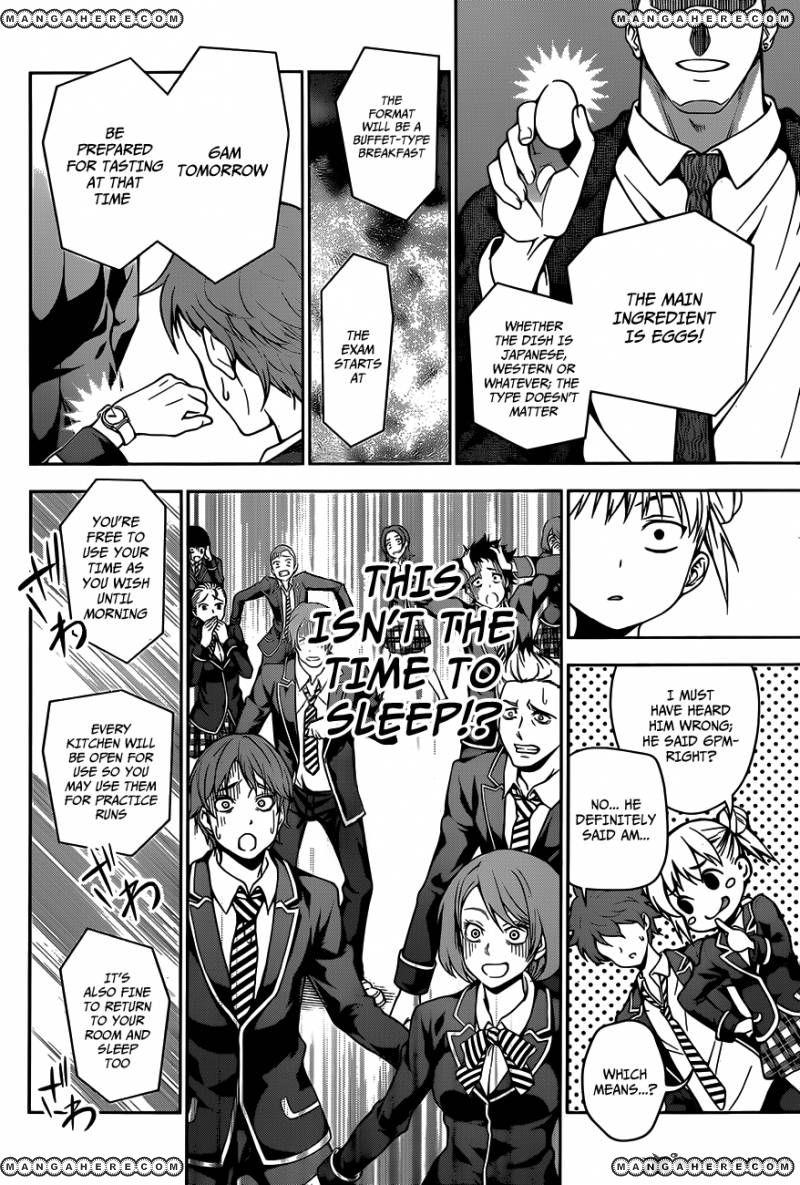 Shokugeki no Soma Chapter 28  Online Free Manga Read Image 13