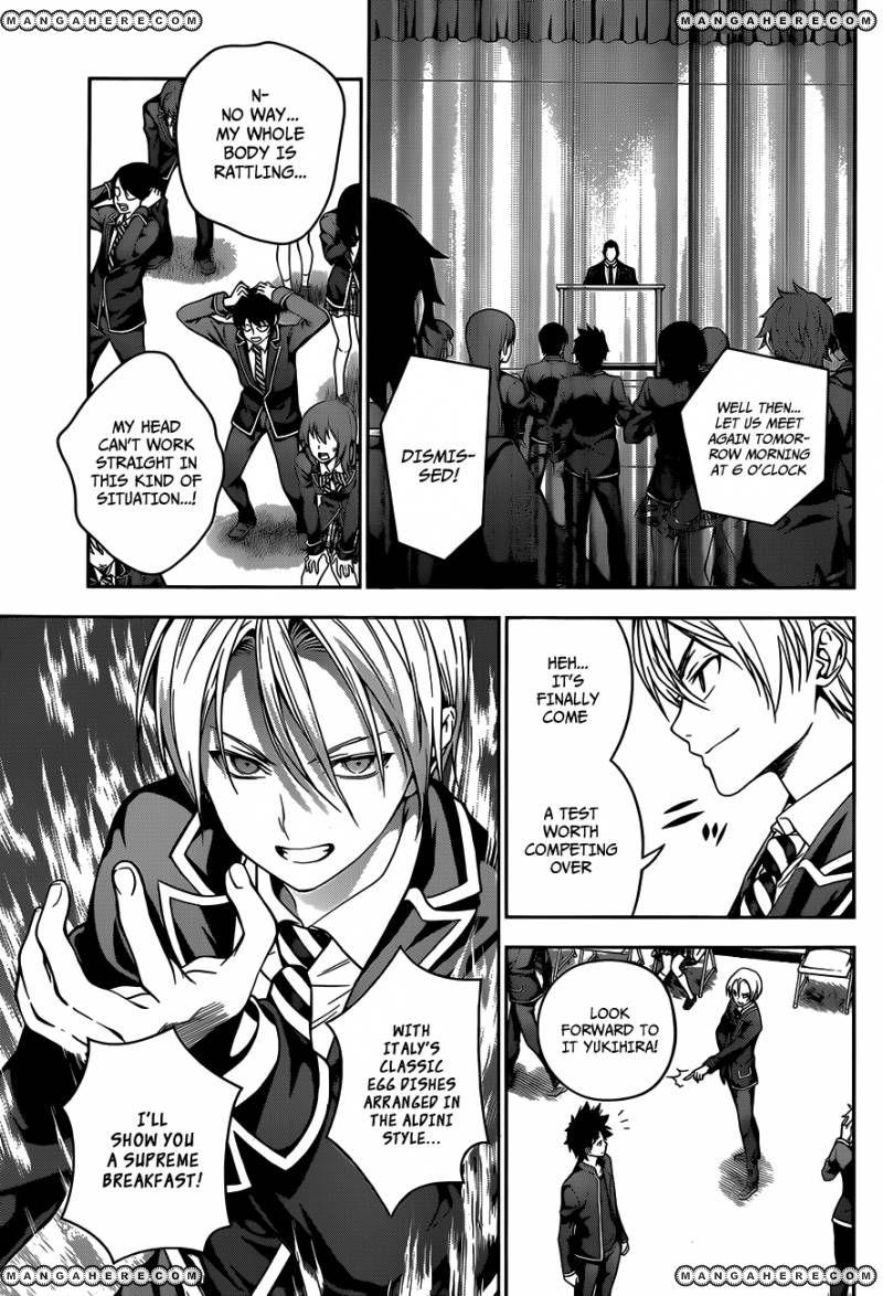 Shokugeki no Soma Chapter 28  Online Free Manga Read Image 14