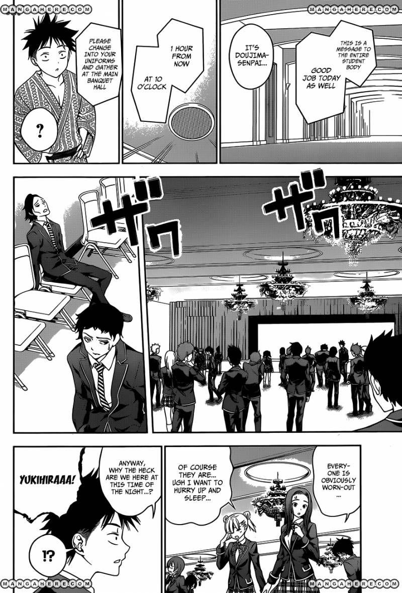 Shokugeki no Soma Chapter 28  Online Free Manga Read Image 9