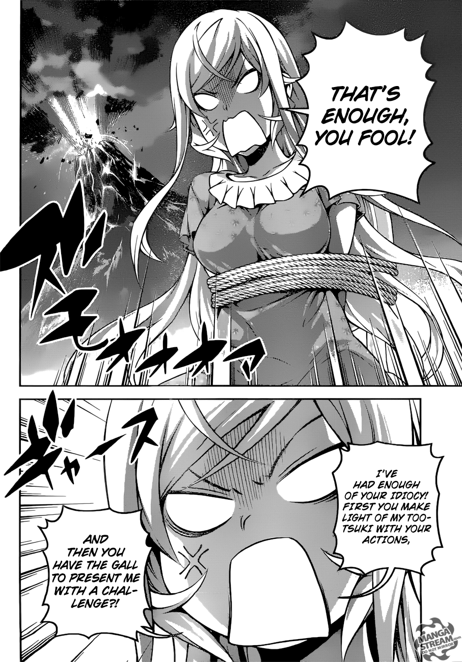 Shokugeki no Soma Chapter 281  Online Free Manga Read Image 13
