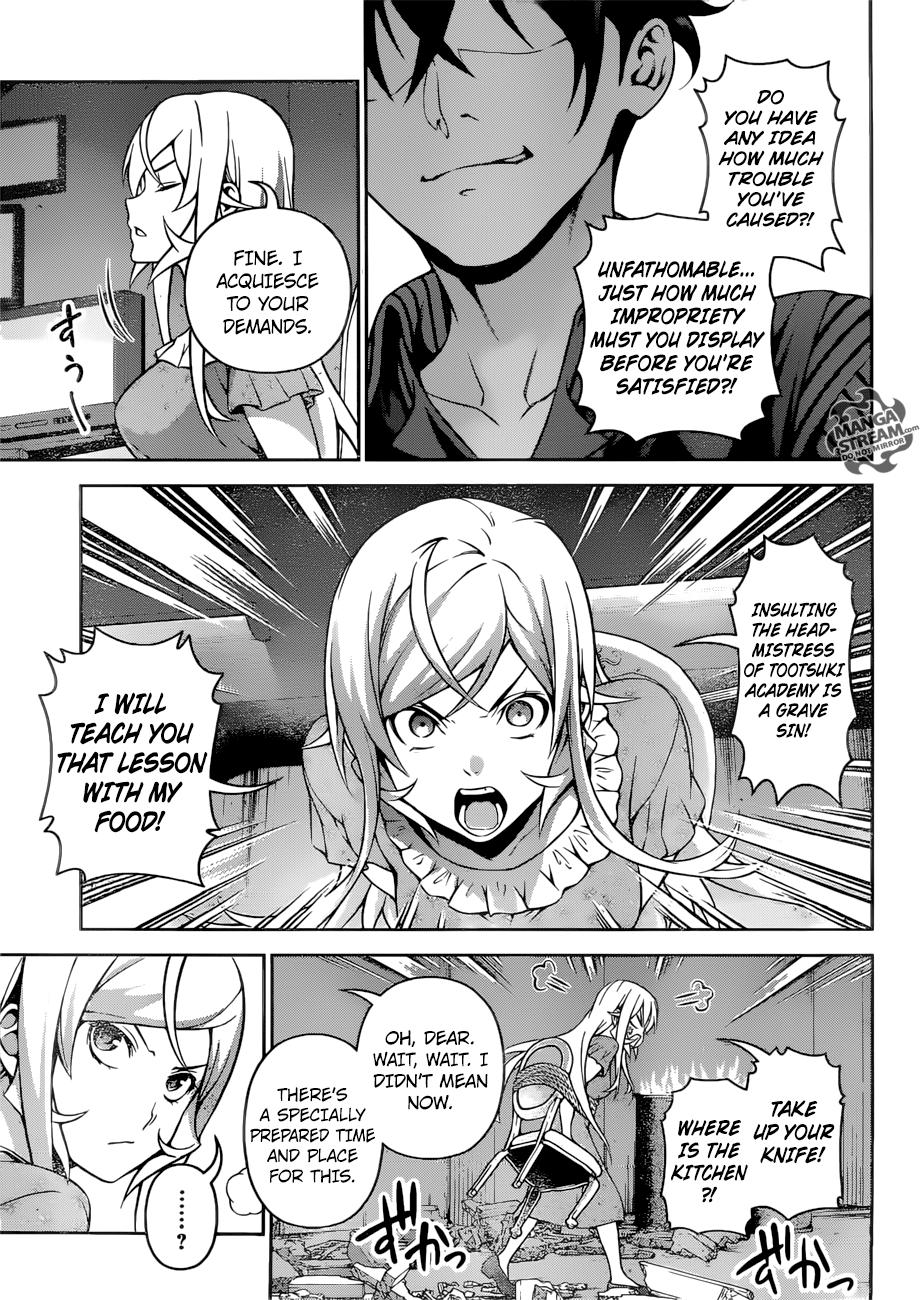 Shokugeki no Soma Chapter 281  Online Free Manga Read Image 14