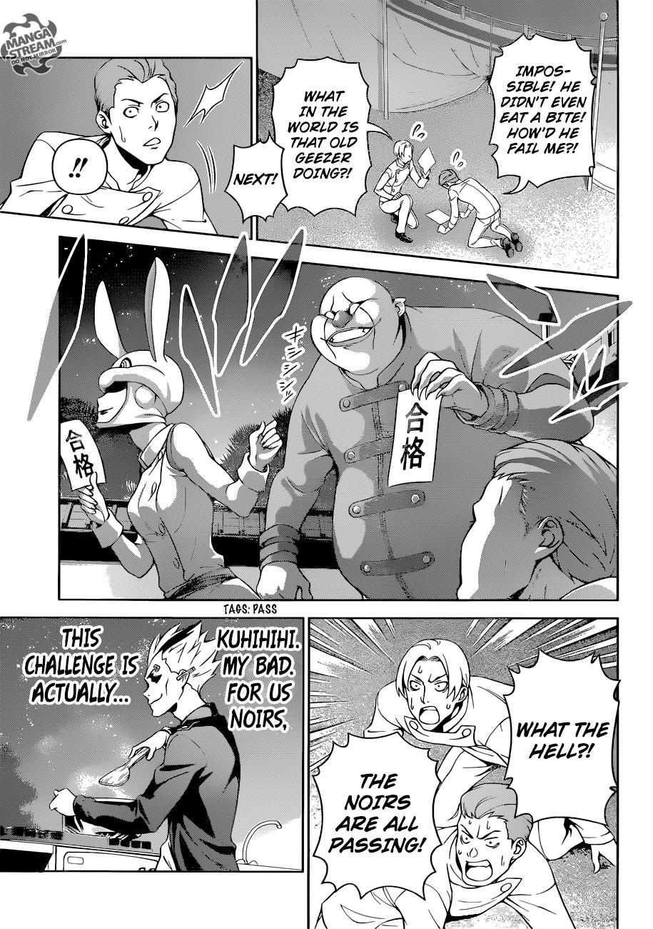 Shokugeki no Soma Chapter 284  Online Free Manga Read Image 14