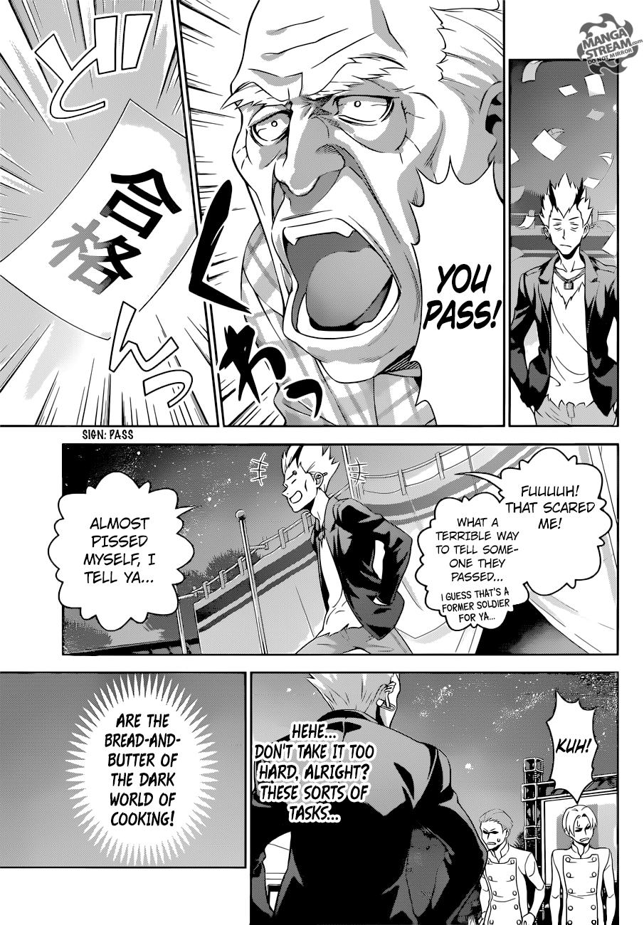 Shokugeki no Soma Chapter 284  Online Free Manga Read Image 18