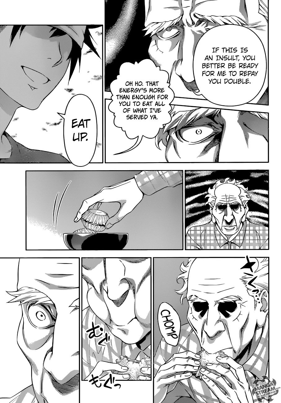 Shokugeki no Soma Chapter 285  Online Free Manga Read Image 10