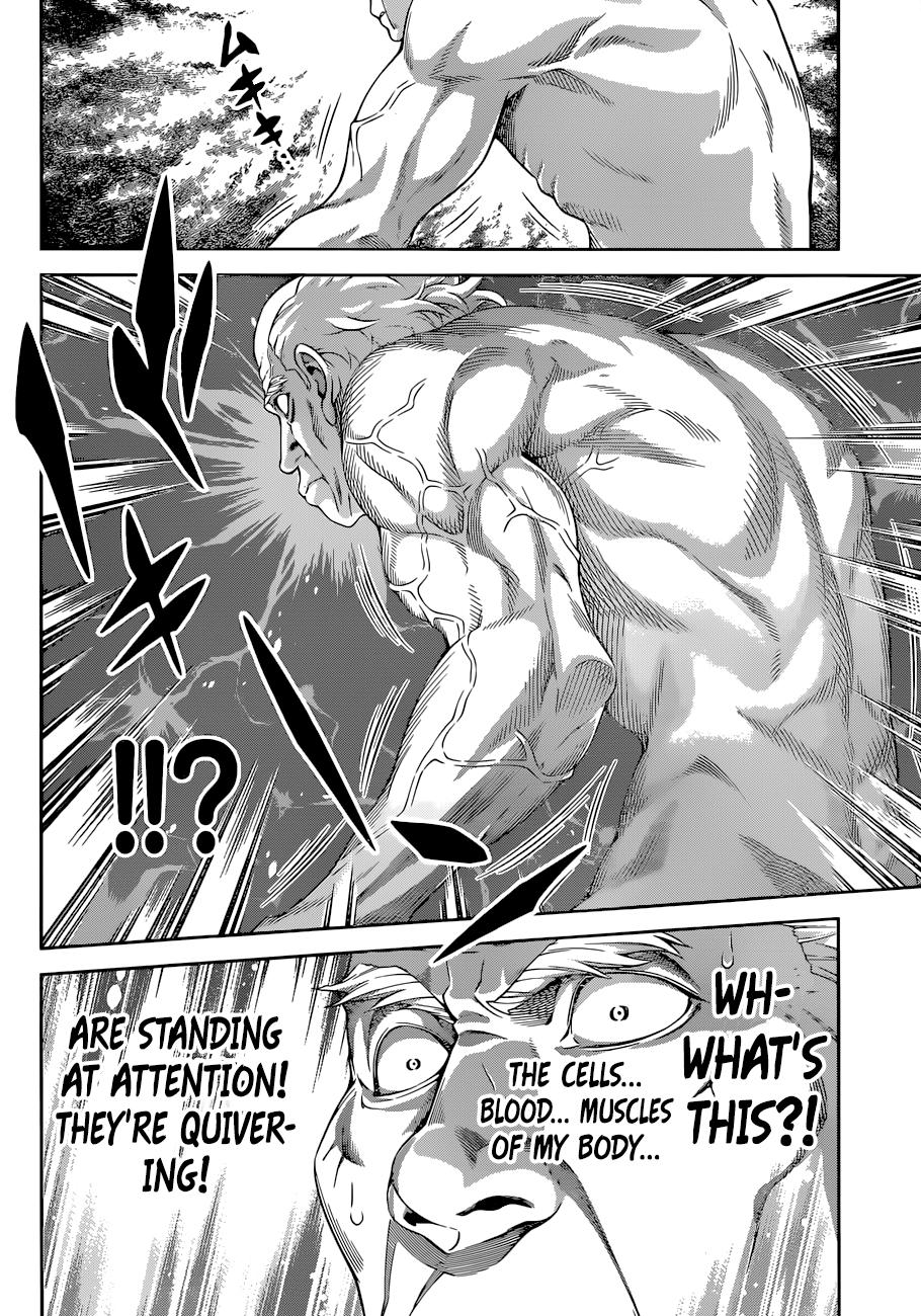 Shokugeki no Soma Chapter 285  Online Free Manga Read Image 11