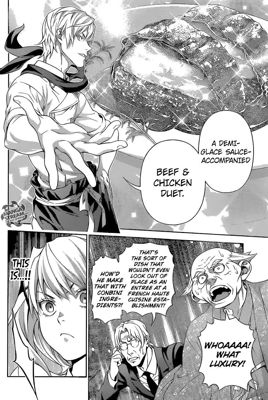 Shokugeki no Soma Chapter 287  Online Free Manga Read Image 16