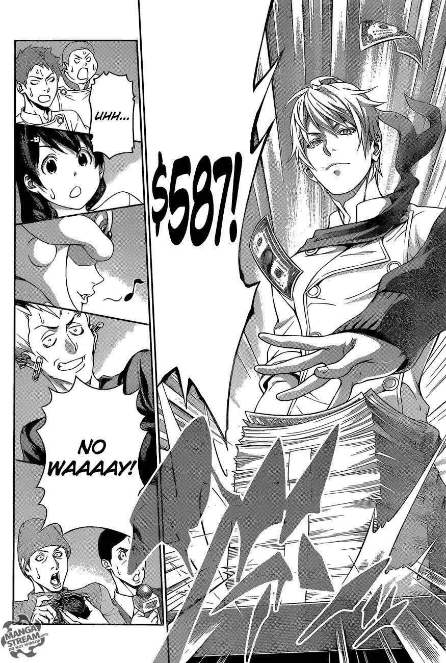 Shokugeki no Soma Chapter 287  Online Free Manga Read Image 22
