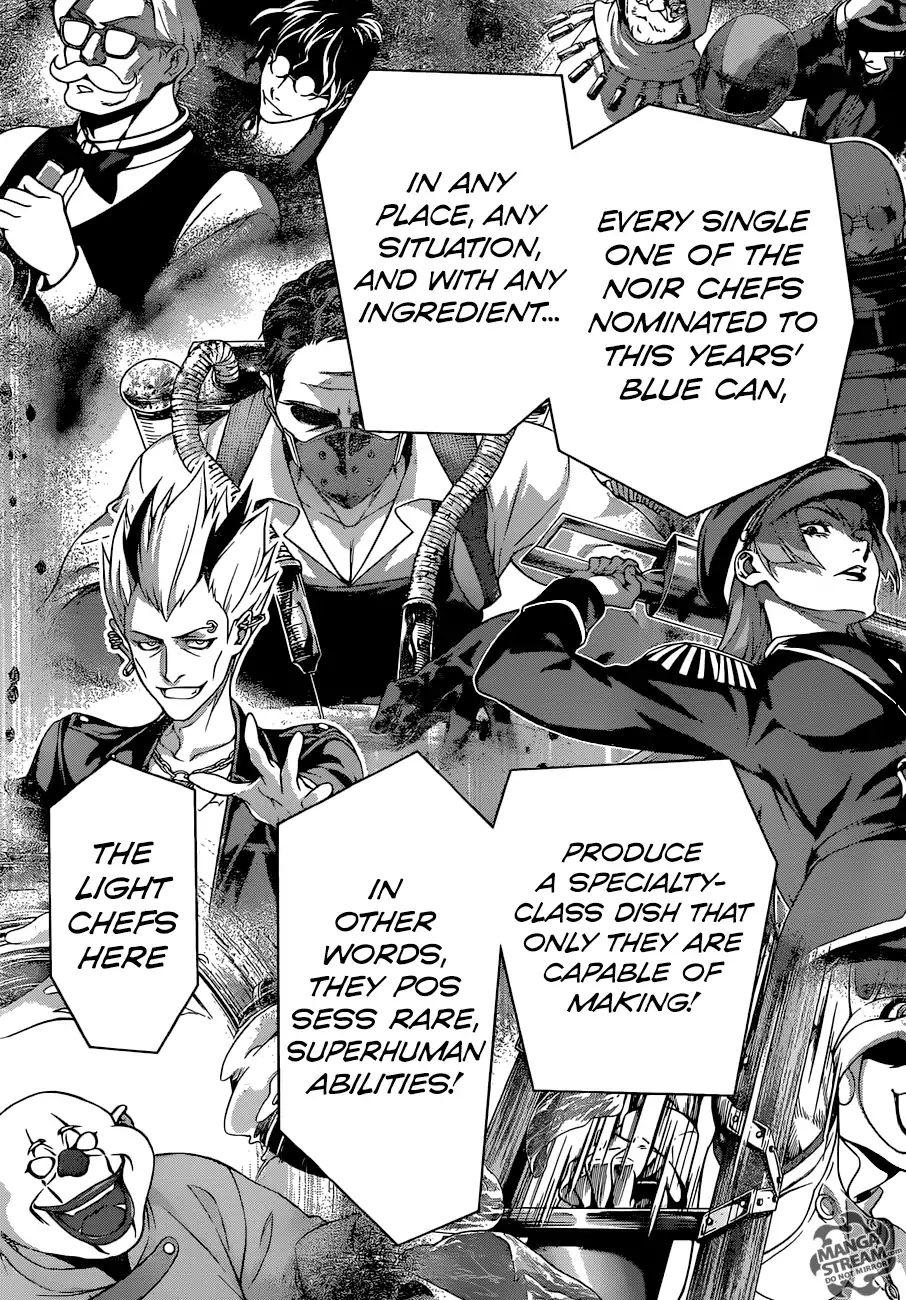 Shokugeki no Soma Chapter 291  Online Free Manga Read Image 18
