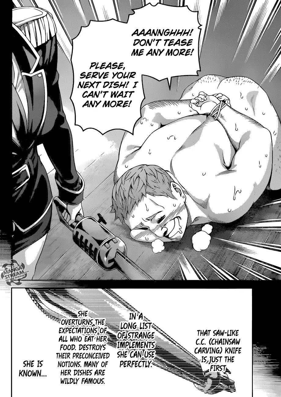 Shokugeki no Soma Chapter 291  Online Free Manga Read Image 7