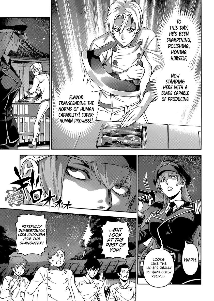 Shokugeki no Soma Chapter 292  Online Free Manga Read Image 10
