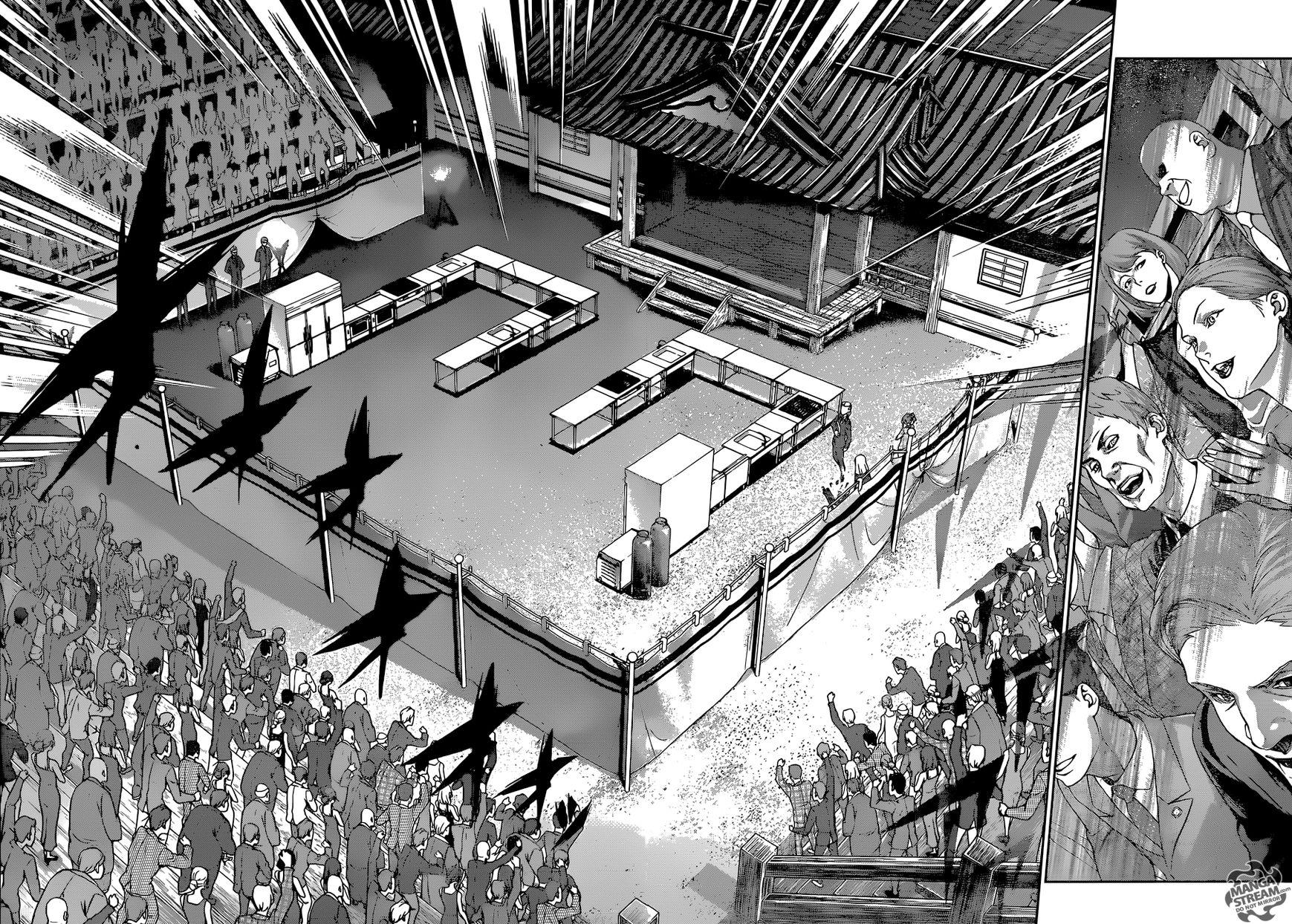 Shokugeki no Soma Chapter 292  Online Free Manga Read Image 15