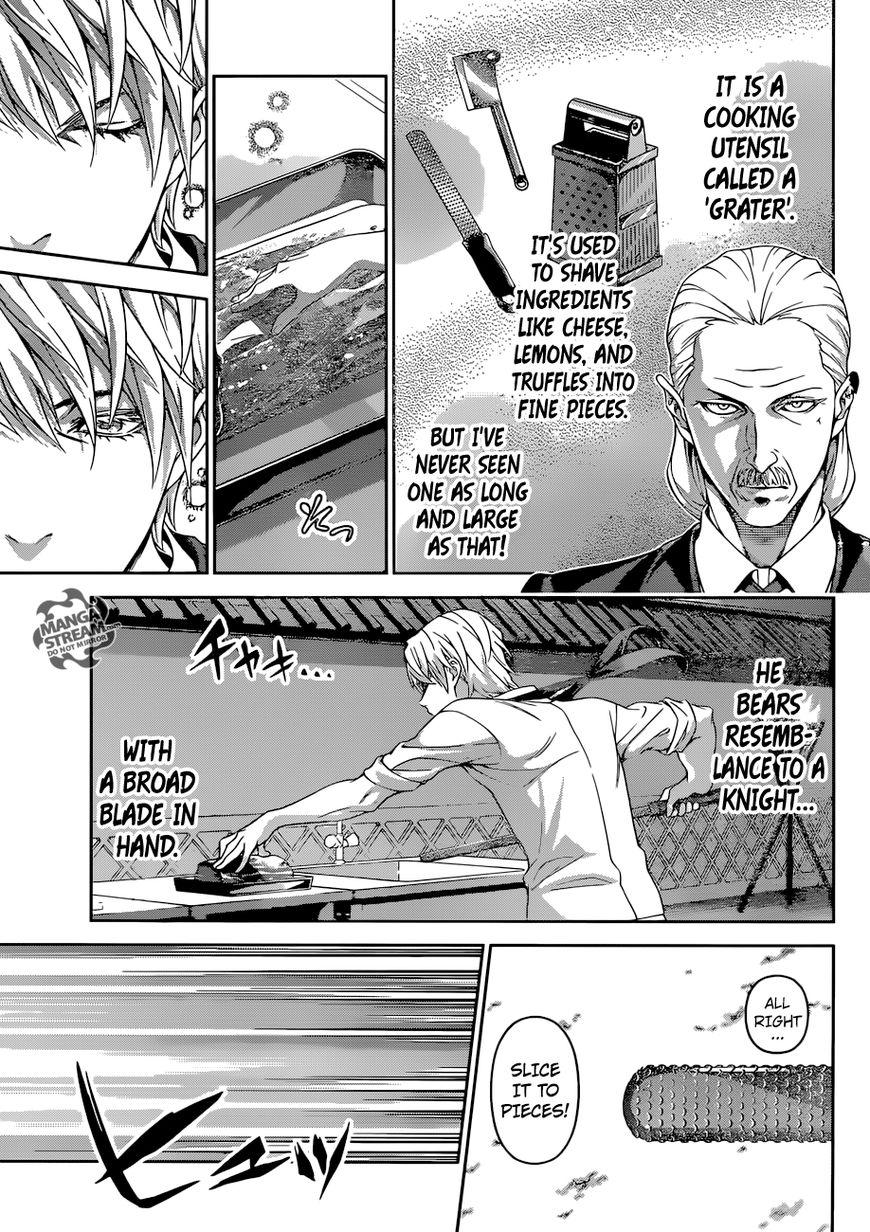Shokugeki no Soma Chapter 292  Online Free Manga Read Image 4