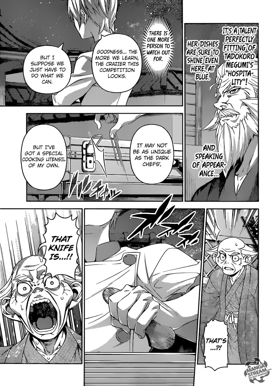Shokugeki no Soma Chapter 292  Online Free Manga Read Image 8