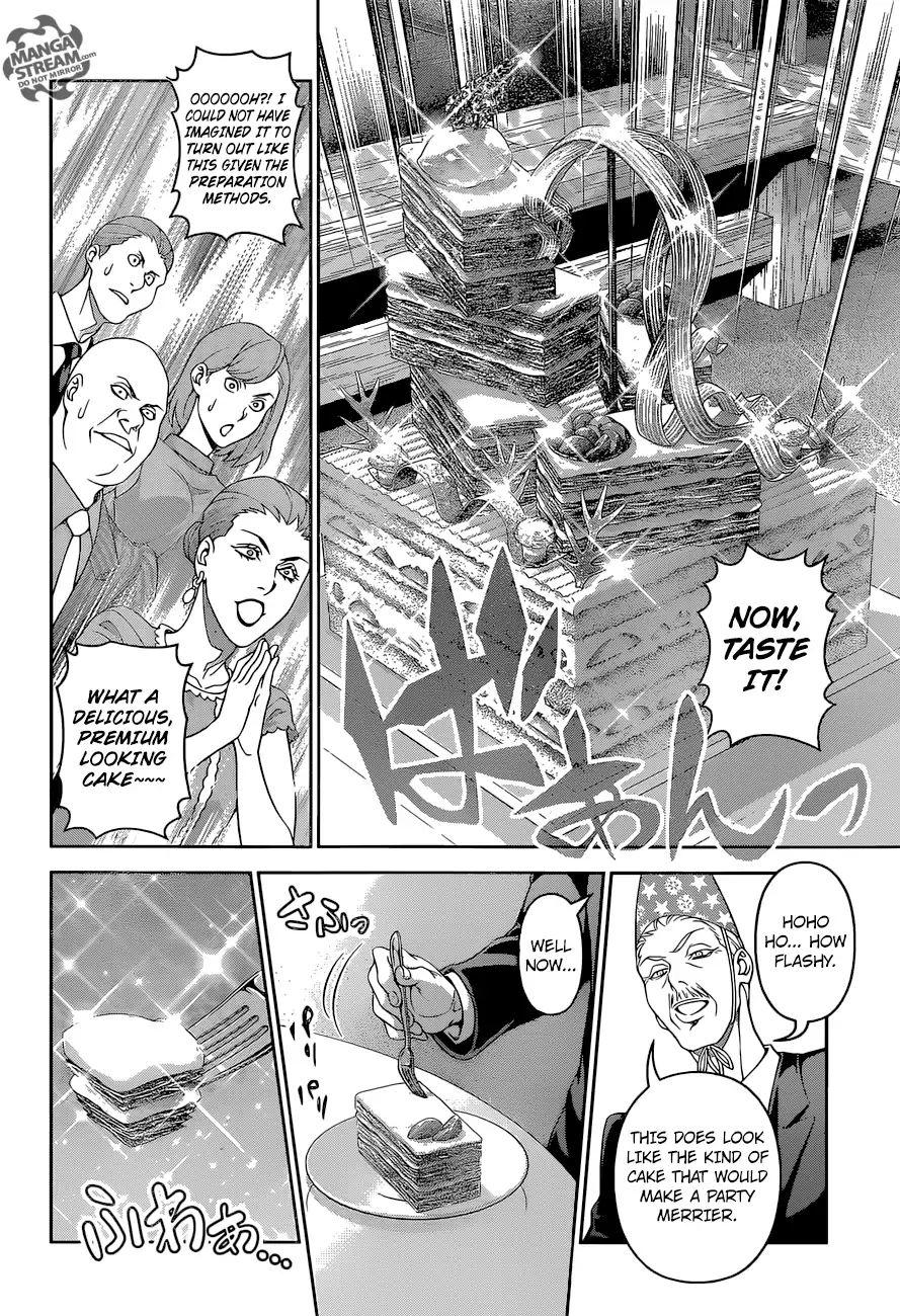 Shokugeki no Soma Chapter 293  Online Free Manga Read Image 12