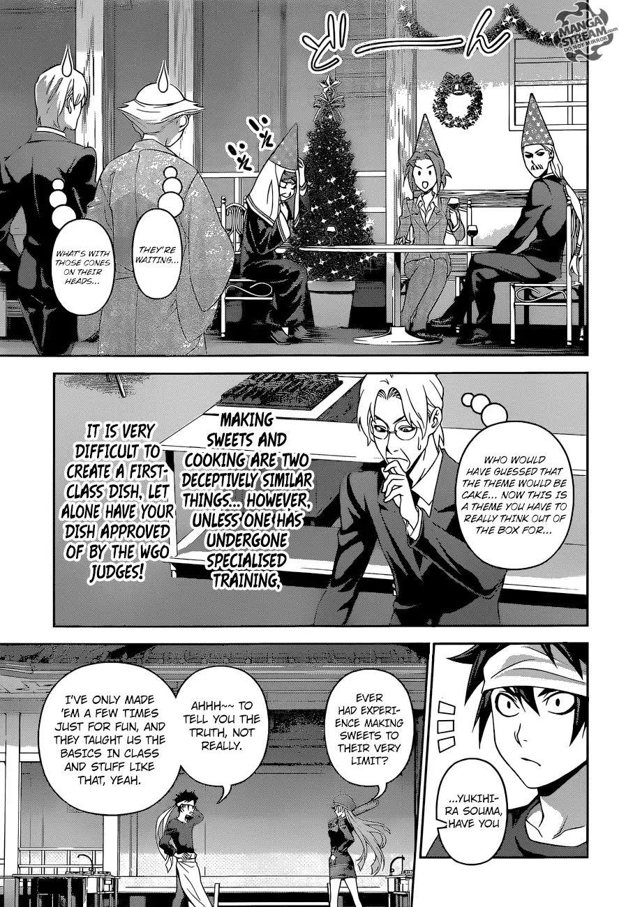 Shokugeki no Soma Chapter 293  Online Free Manga Read Image 6