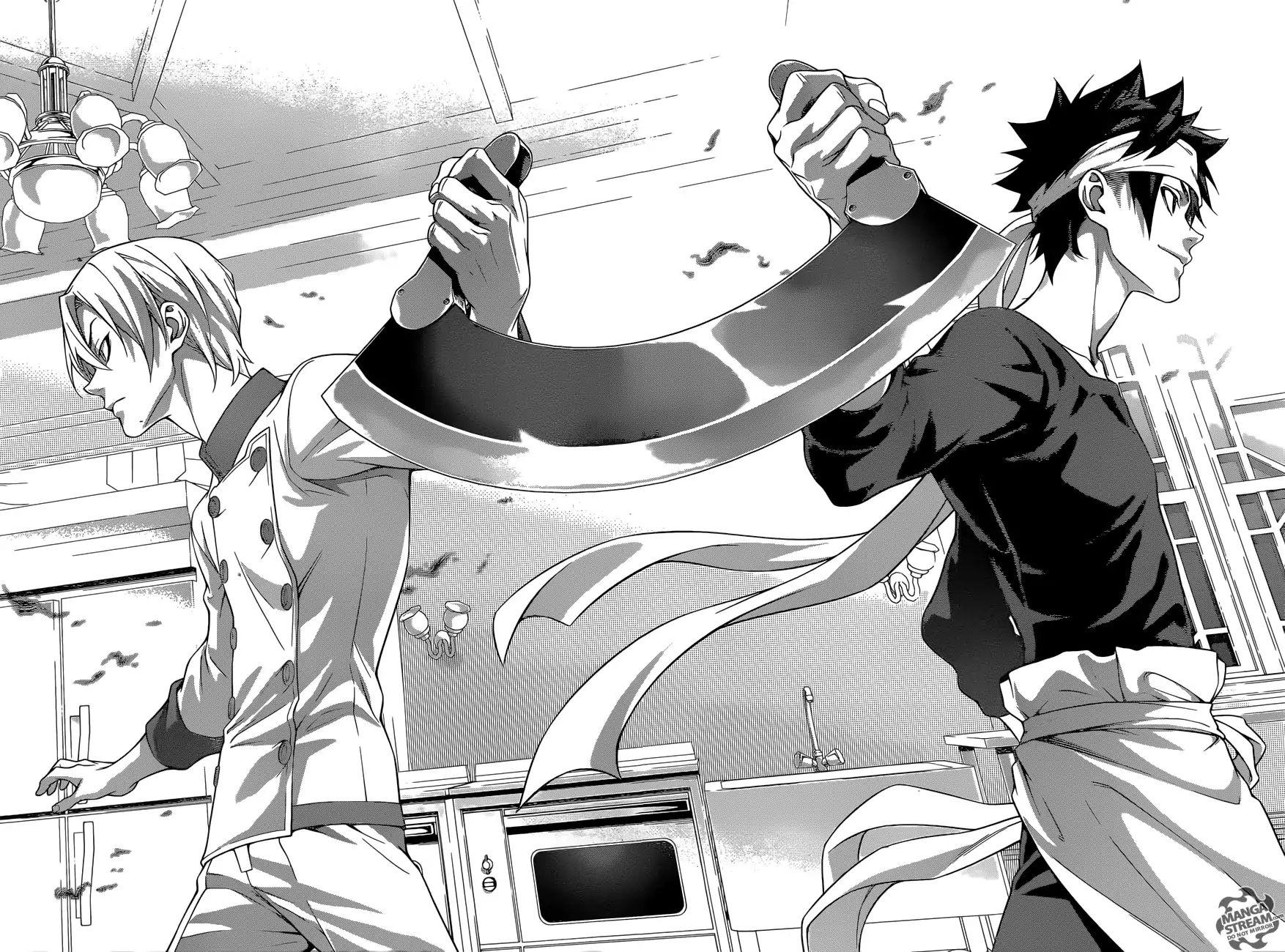 Shokugeki no Soma Chapter 298  Online Free Manga Read Image 19
