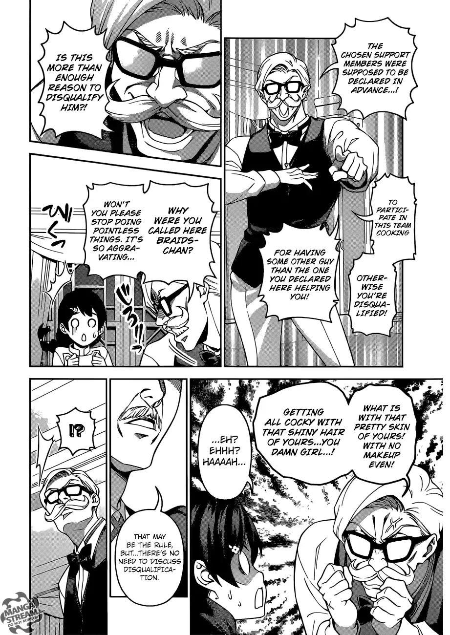 Shokugeki no Soma Chapter 298  Online Free Manga Read Image 5