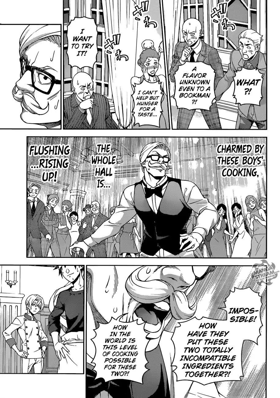Shokugeki no Soma Chapter 299  Online Free Manga Read Image 12