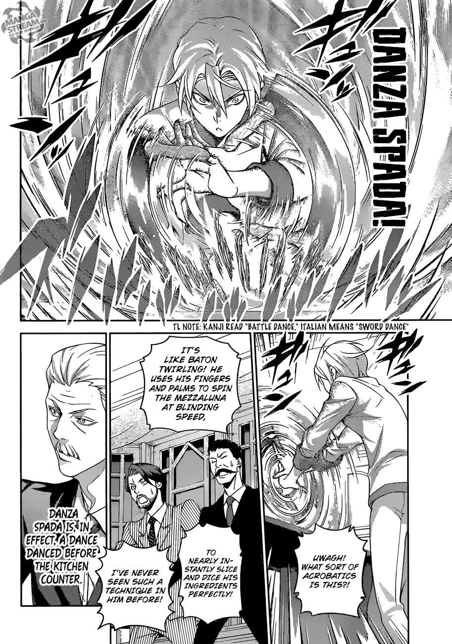 Shokugeki no Soma Chapter 299  Online Free Manga Read Image 4