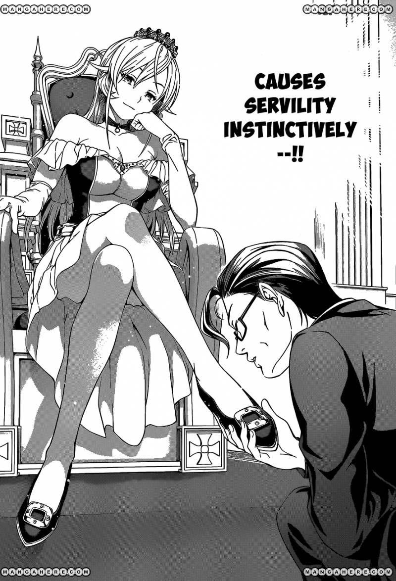 Shokugeki no Soma Chapter 30  Online Free Manga Read Image 18