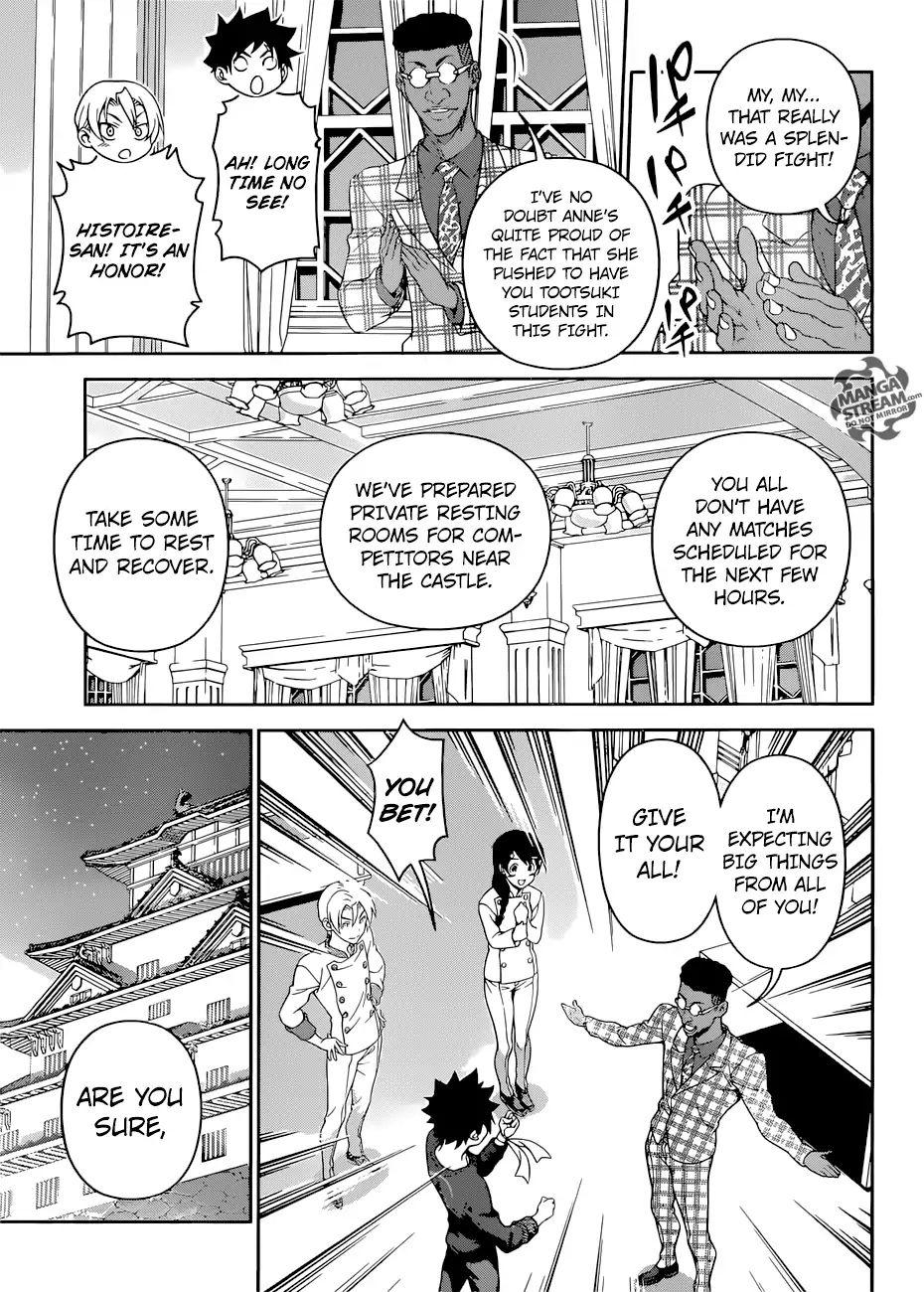 Shokugeki no Soma Chapter 300  Online Free Manga Read Image 4