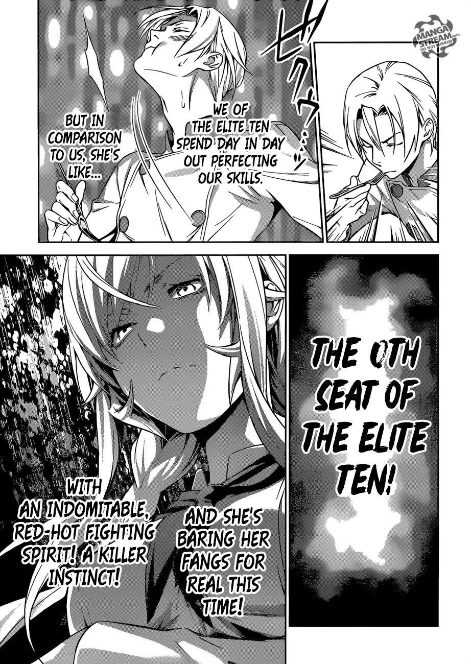 Shokugeki no Soma Chapter 301  Online Free Manga Read Image 16