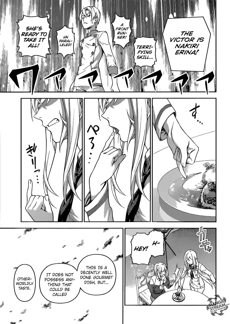 Shokugeki no Soma Chapter 301  Online Free Manga Read Image 18