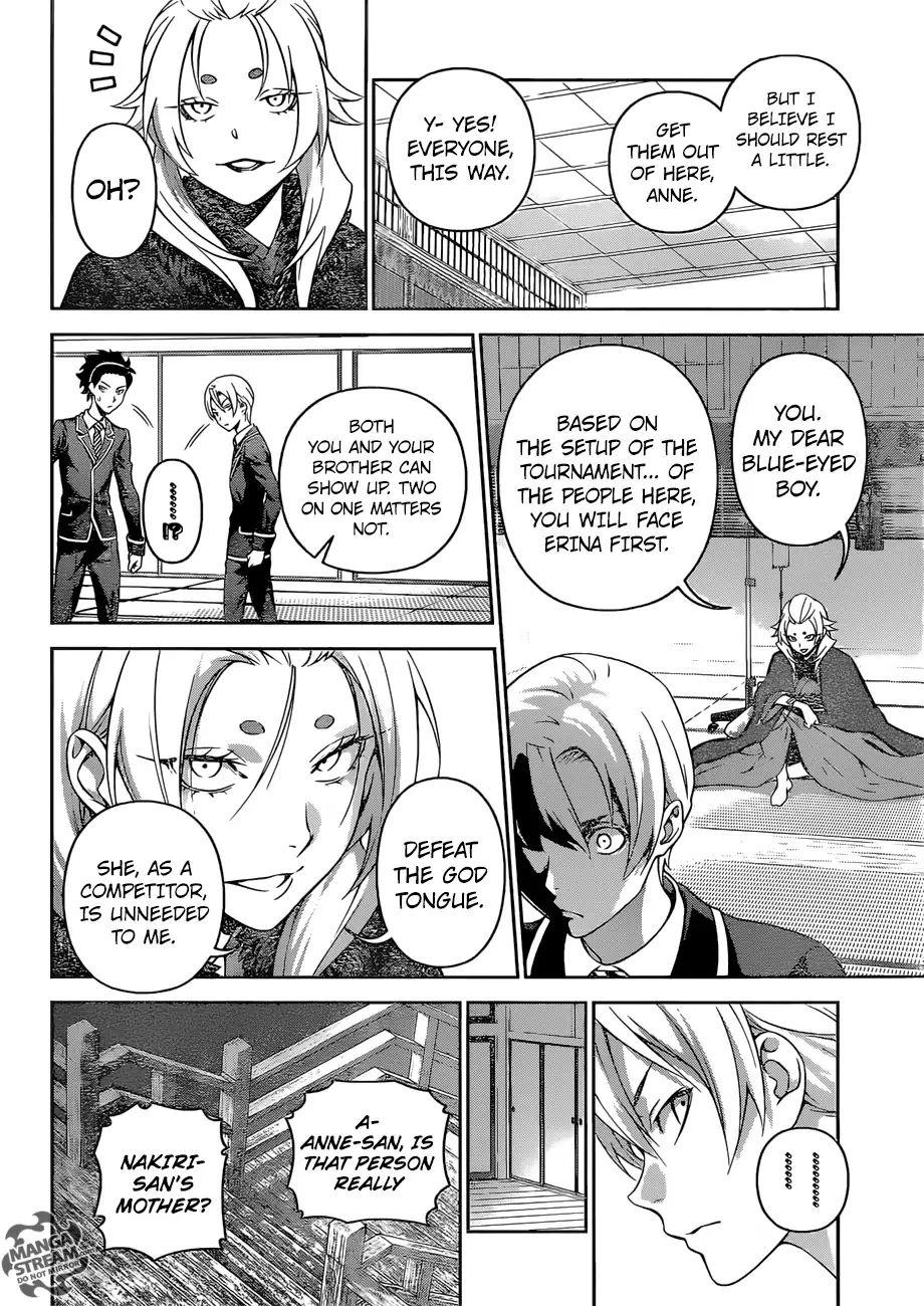 Shokugeki no Soma Chapter 301  Online Free Manga Read Image 5