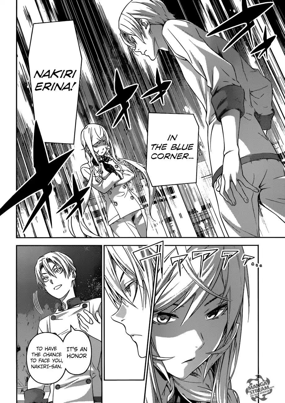 Shokugeki no Soma Chapter 301  Online Free Manga Read Image 7