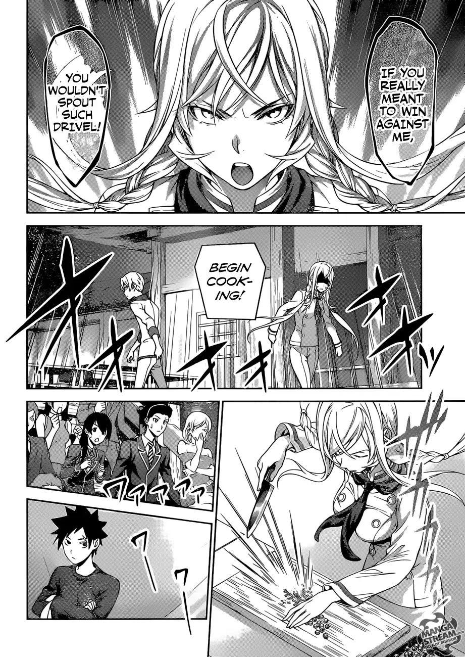 Shokugeki no Soma Chapter 301  Online Free Manga Read Image 9