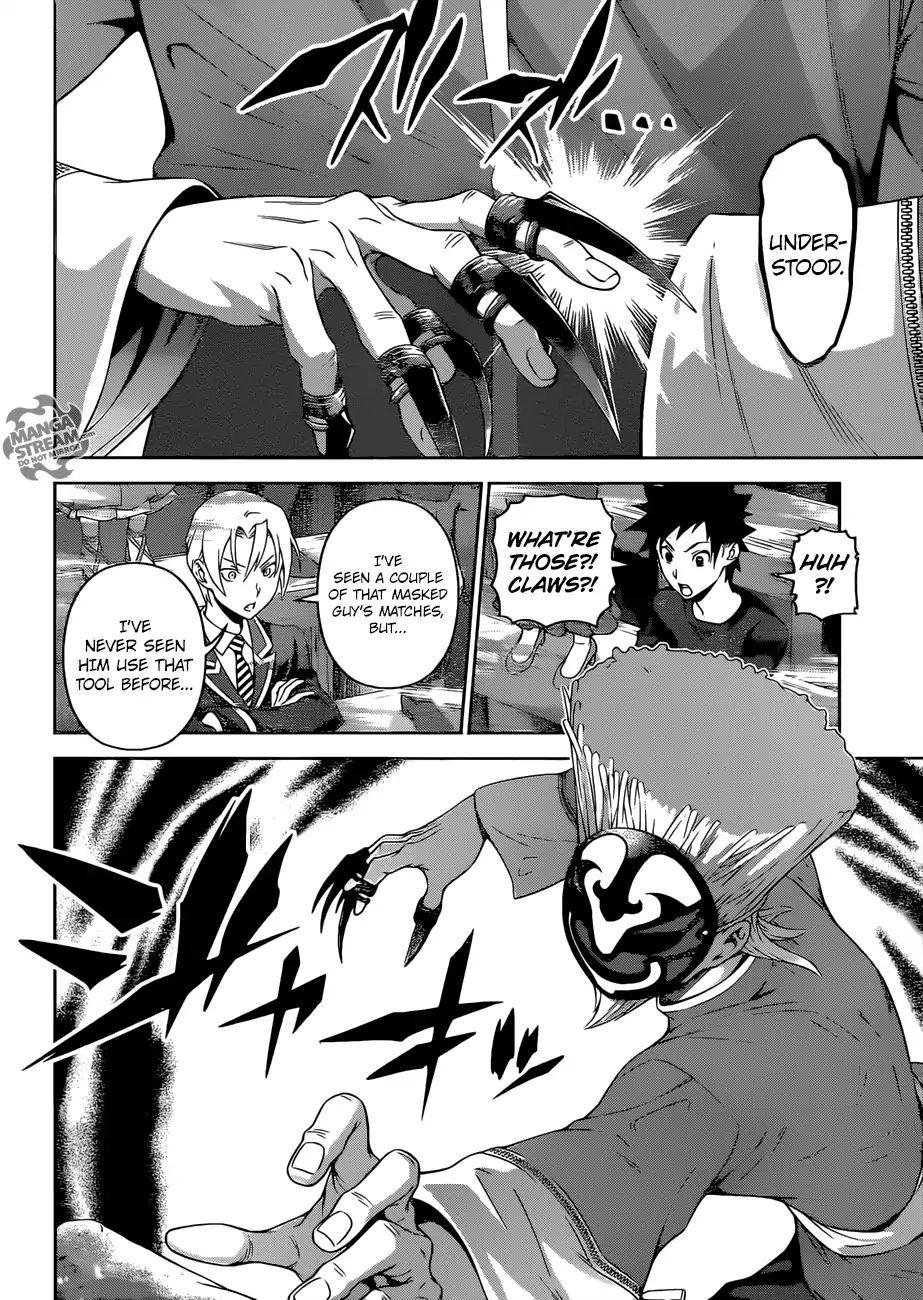 Shokugeki no Soma Chapter 302  Online Free Manga Read Image 9