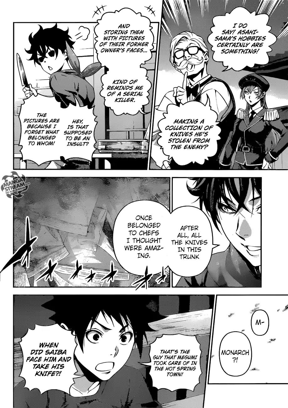 Shokugeki no Soma Chapter 303  Online Free Manga Read Image 3