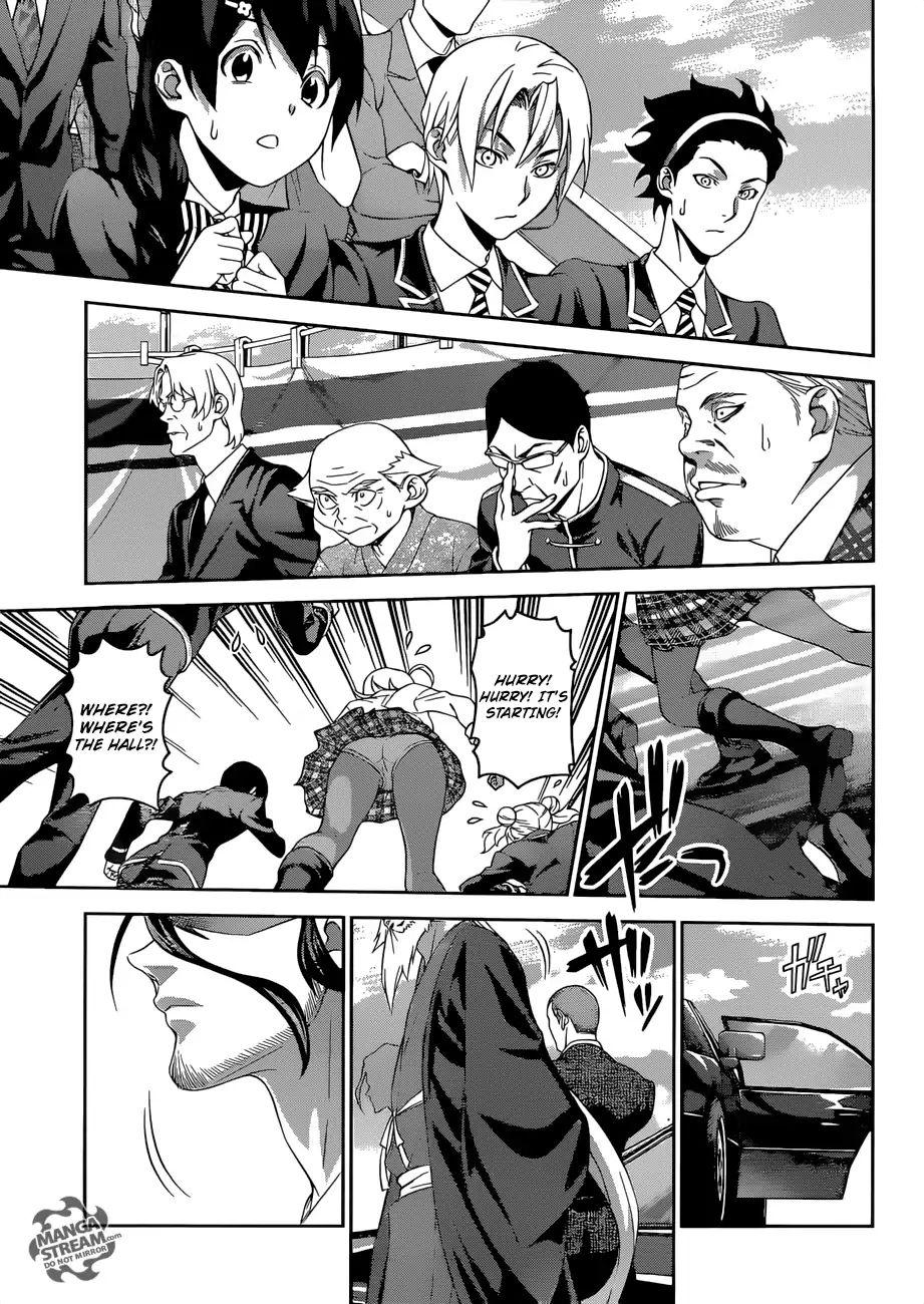 Shokugeki no Soma Chapter 304  Online Free Manga Read Image 18