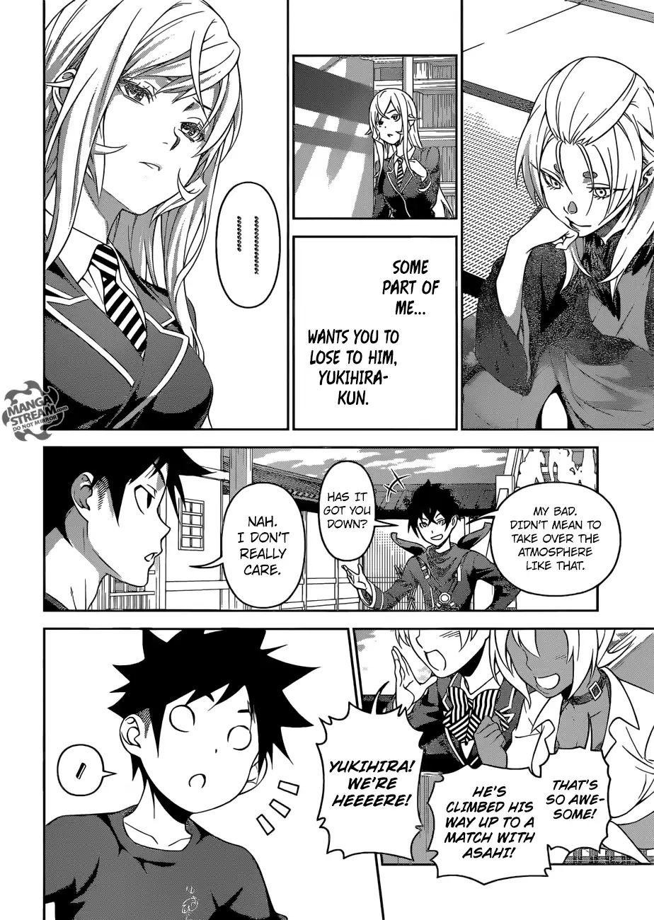 Shokugeki no Soma Chapter 305  Online Free Manga Read Image 4