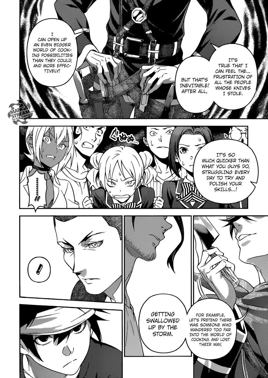 Shokugeki no Soma Chapter 306  Online Free Manga Read Image 16