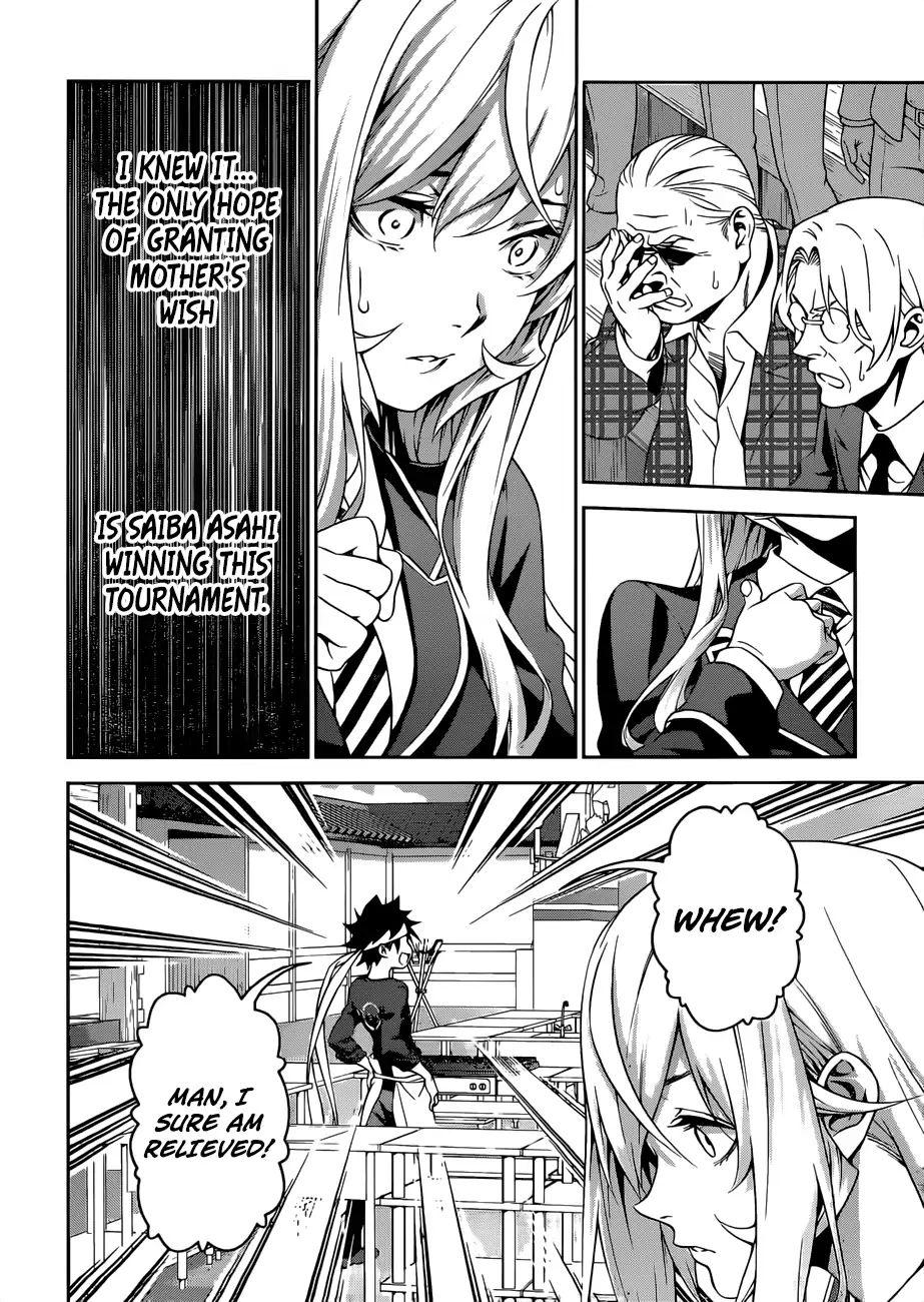 Shokugeki no Soma Chapter 306  Online Free Manga Read Image 18