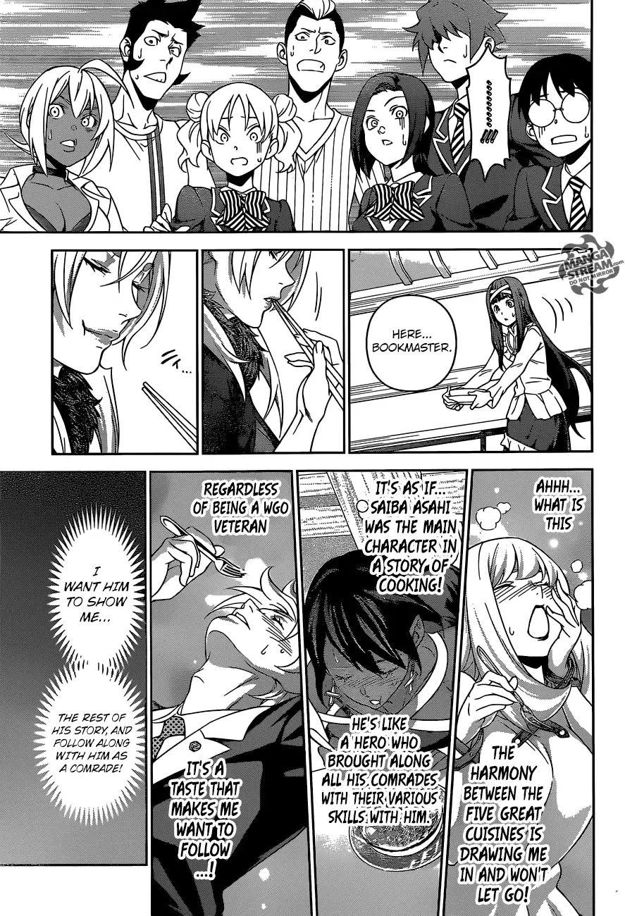 Shokugeki no Soma Chapter 308  Online Free Manga Read Image 14