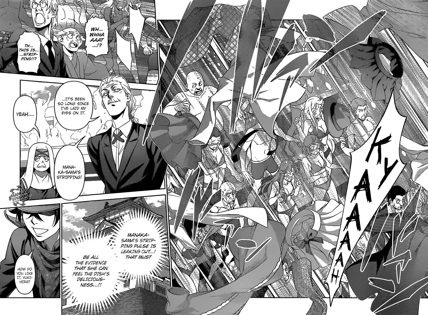 Shokugeki no Soma Chapter 308  Online Free Manga Read Image 17